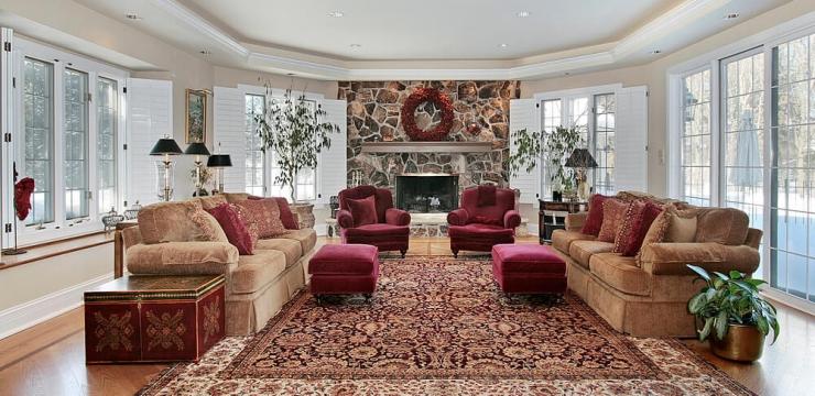 Aprenda agora como escolher o tapete certo para sua casa