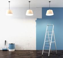 Vai pintar algum cômodo? Veja as cores que são tendência para 2017
