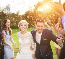 Conheça 5 festas de casamento econômicas e estilosas