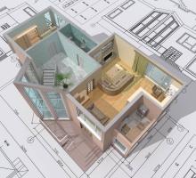 Como a apresentação do projeto 3D ajuda no planejamento dos ambientes